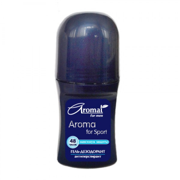 Гель-дезодорант антиперспирант Aroma for sport 50 мл
