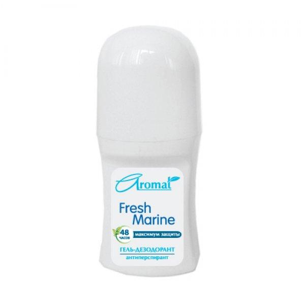 Гель-дезодорант антиперспирант Fresh Marine 50 мл