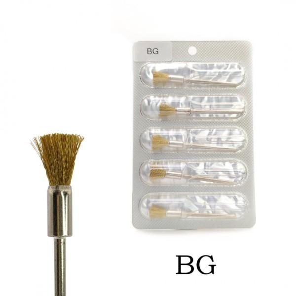 Щеточка для чистки фрез BG