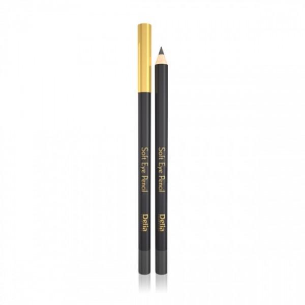 Контурный карандаш для глаз Soft Eye Pencil - Черный