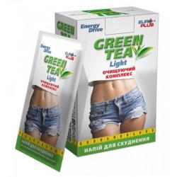 Напиток растворимый с зеленым чаем для похудения 10 шт
