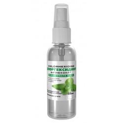Тоник спрей антисептический хлоргексидин биглюконат 0,05% с экстрактом мяты 50 мл