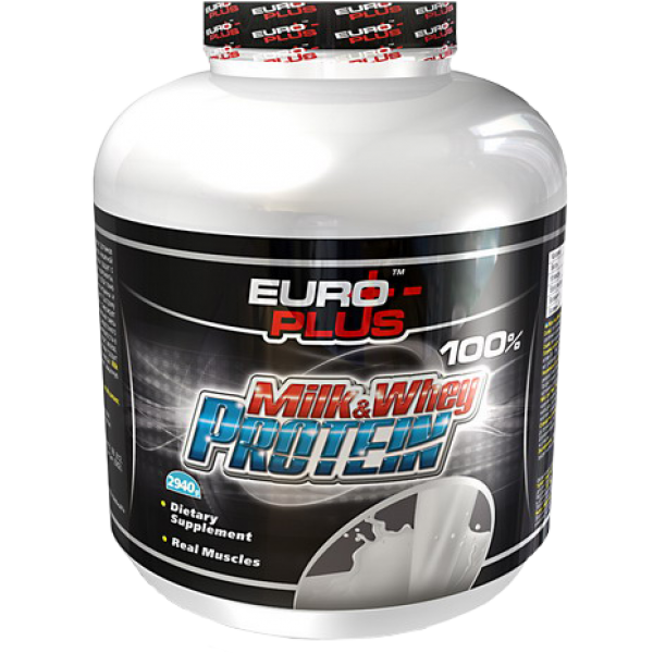 Milk and Whey Protein 2940 г