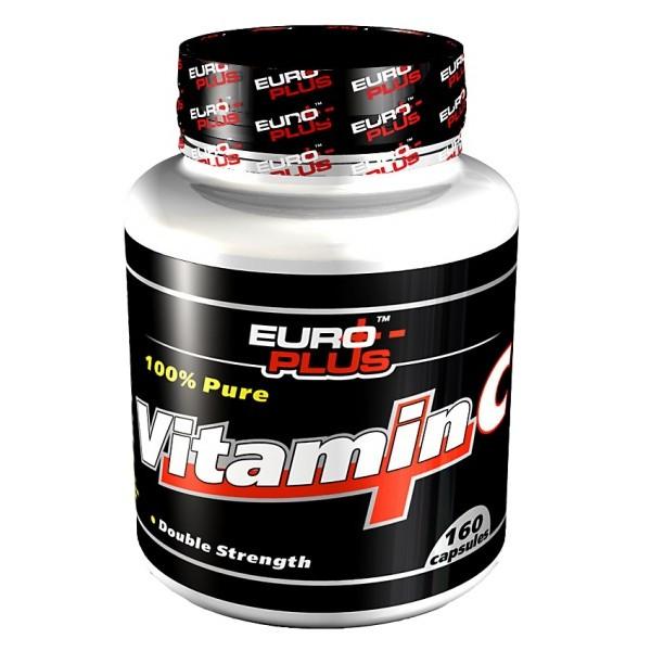 Vitamin C+В6 160 капсул