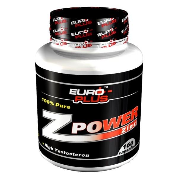 Z-POWER Цинк 160 капсул